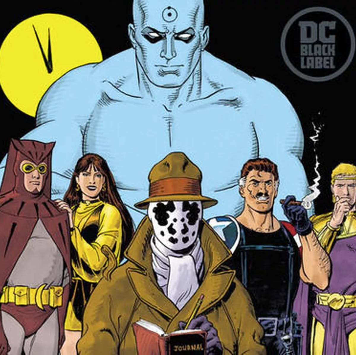 HBO may have just revealed what a key missing 'Watchmen' character is up to