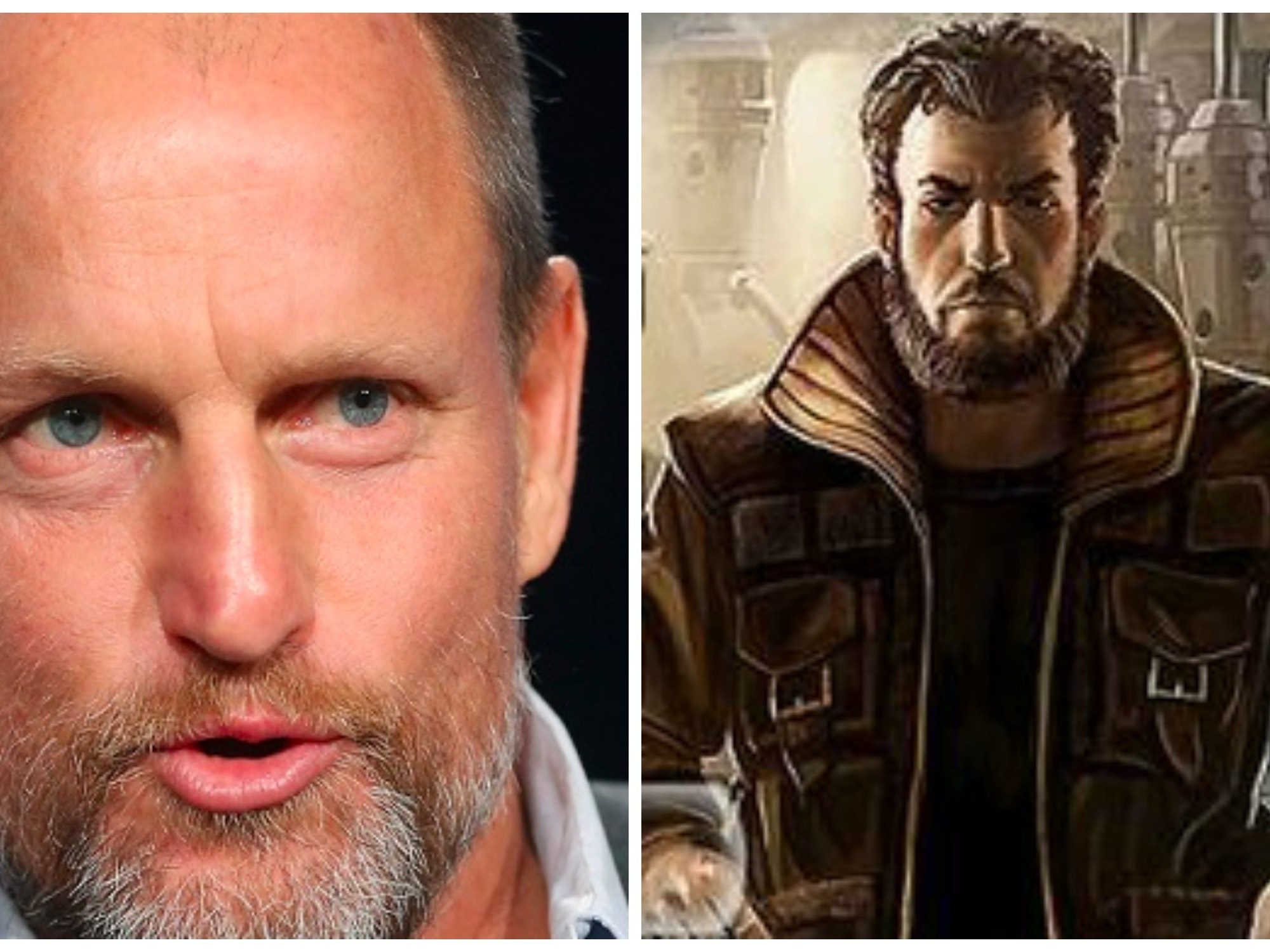 Woody Harrelson May Have Confirmed Garris Shrike for 'Han Solo'