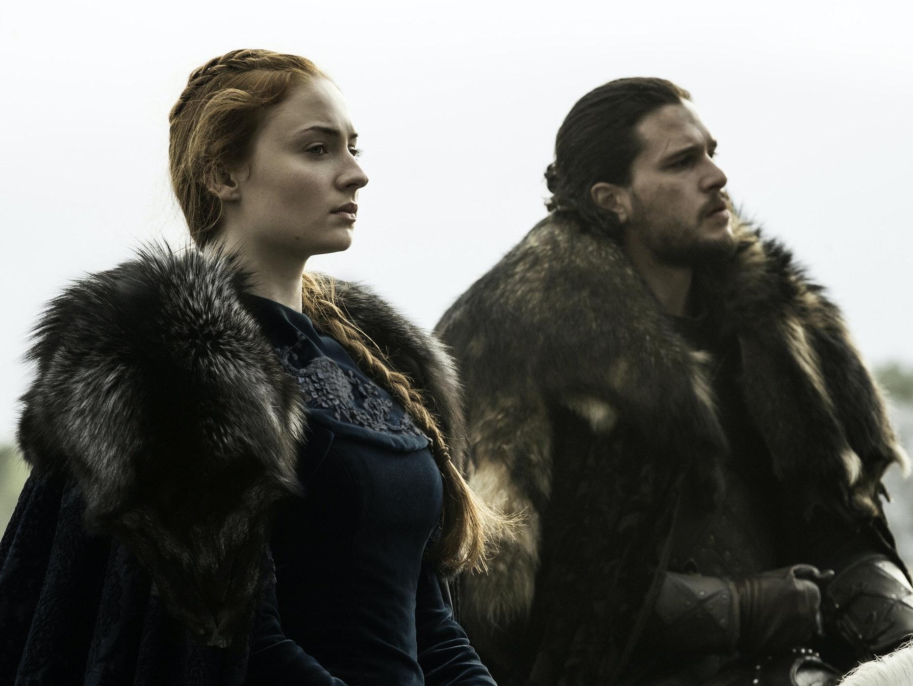 How Sansa Vs. Jon Could Divide the North in 'GoT' Season 7