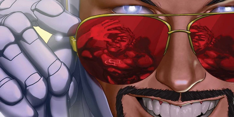 'Avengers 4' Concept Art Has Serious 'Superior Iron Man' Vibes