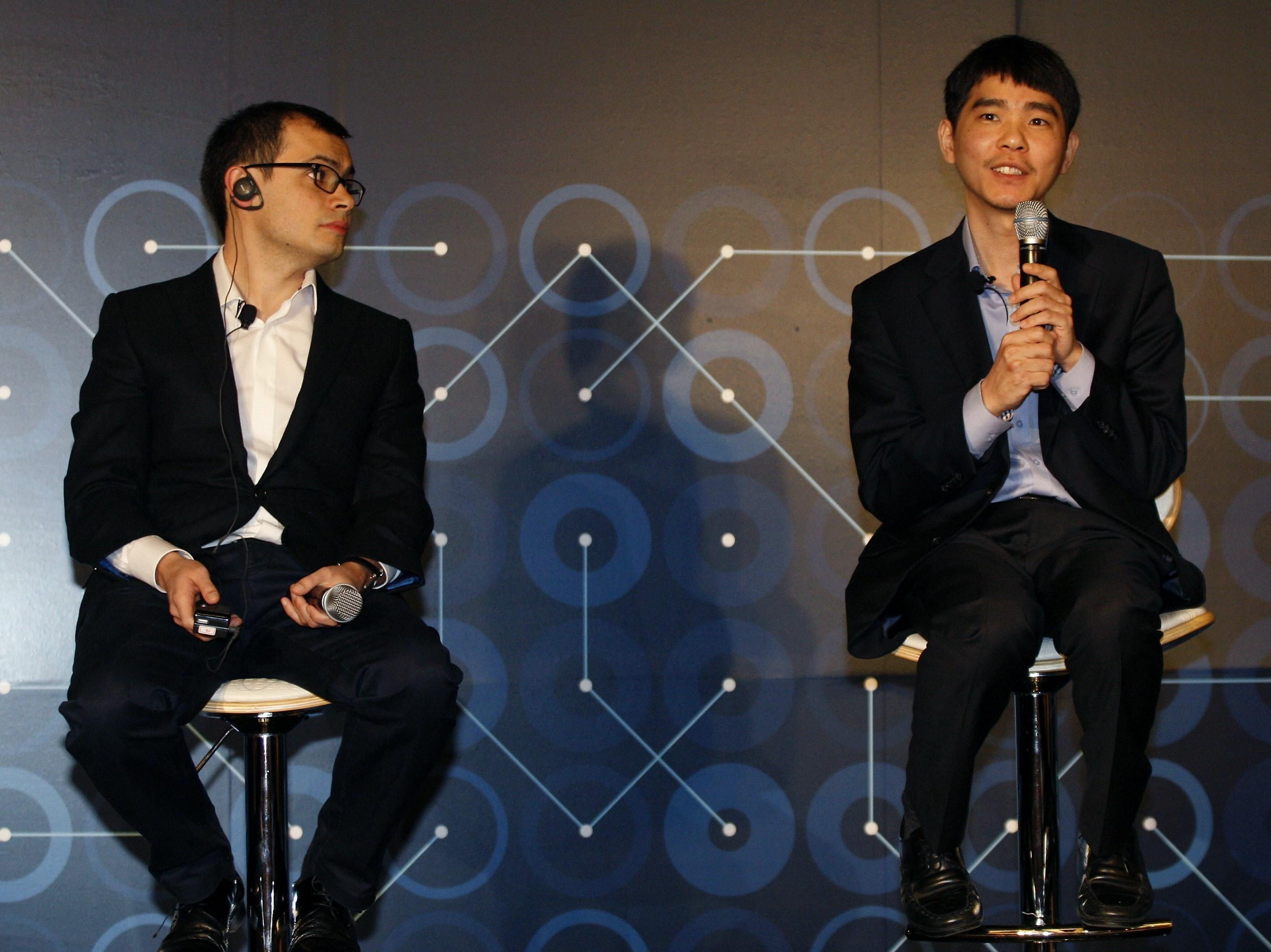 Lee Sedol Finishes Incredible Series Vs Google DeepMind's AlphaGo