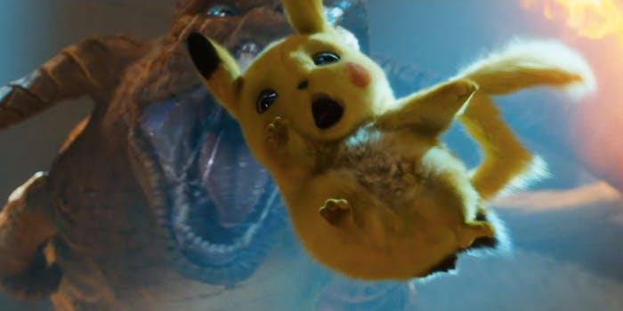 Detective Pikachu Trailer Super Smash Bros