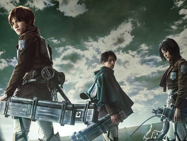 Actor Dies on Set of 'Attack on Titan' Live Play