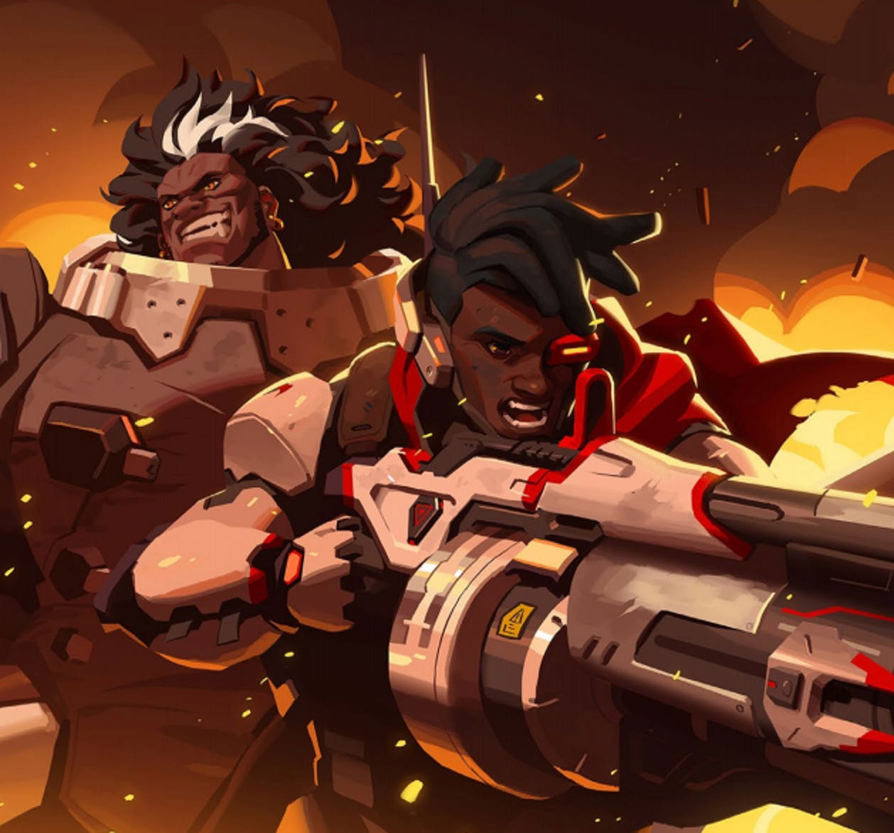 mauga baptiste blizzard overwatch hero 32