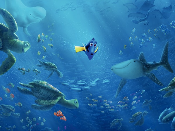 Thankfully, Pixar's New Sequels Like 'Finding Dory' Aren't Derivative Cash-ins