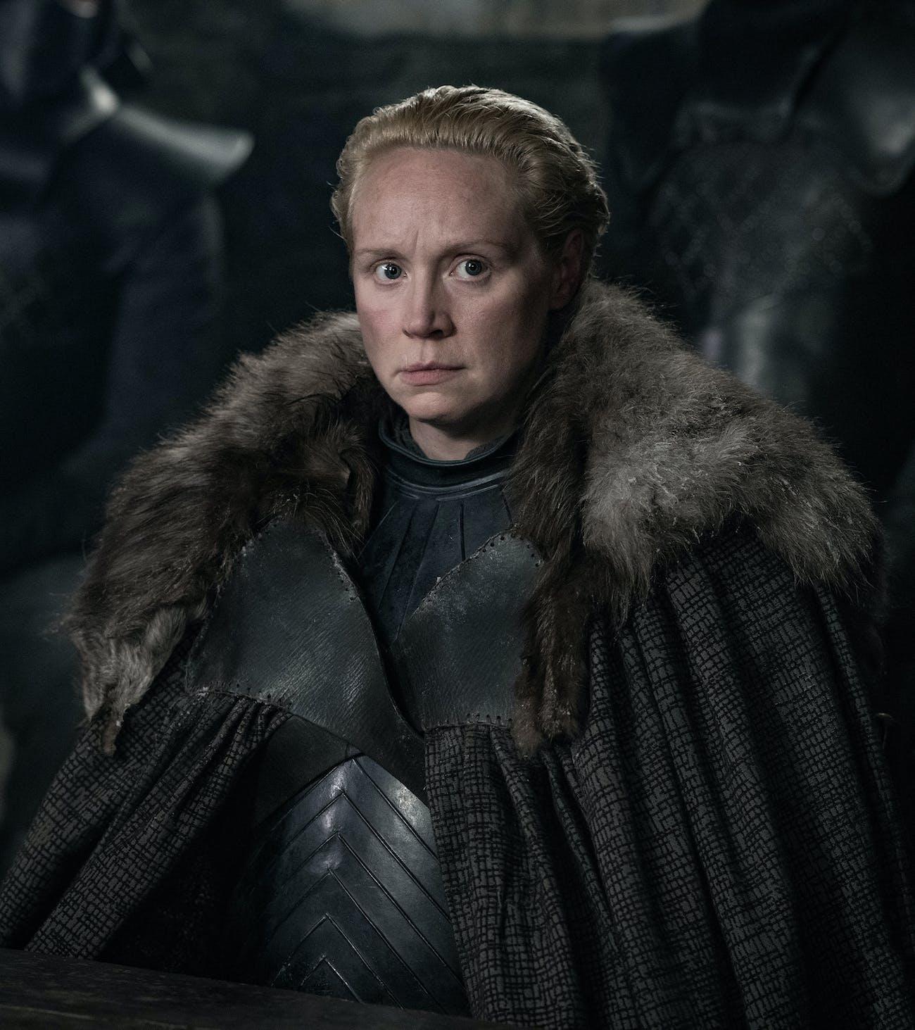 Gwendoline Christe Game of Thrones Season 8