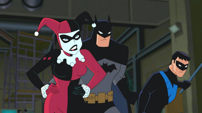 Новый бэтмен порно