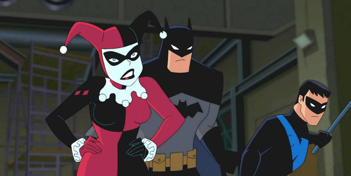 Harley Quinn Talks About Doing Porn In An Official Batman Movie  Inverse-4009