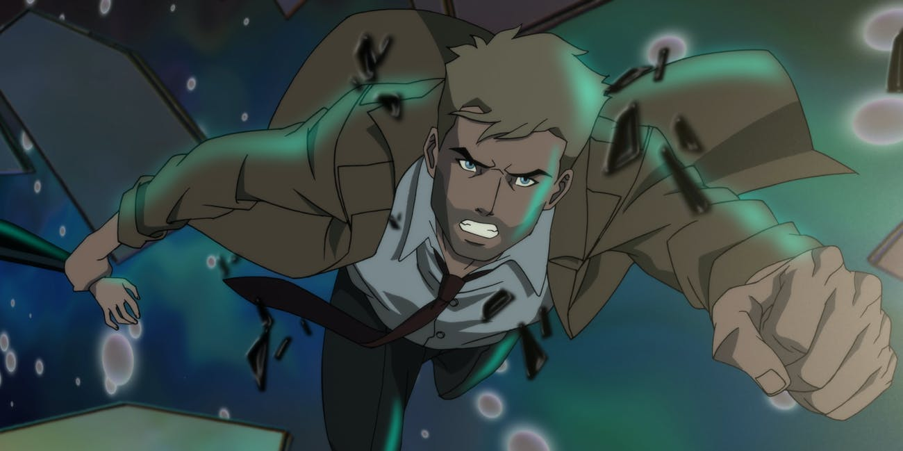 Constantine Justice League Dark