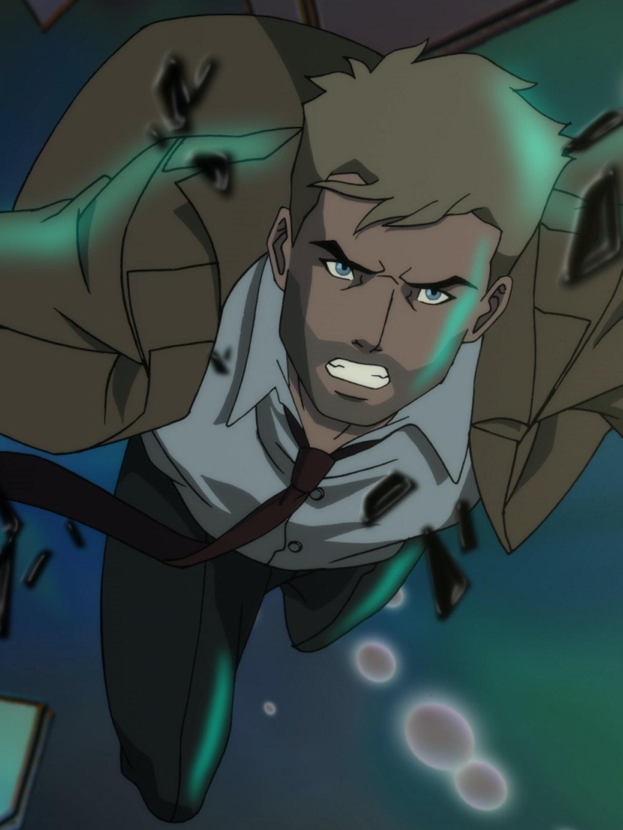 Constantine Justice League Dark
