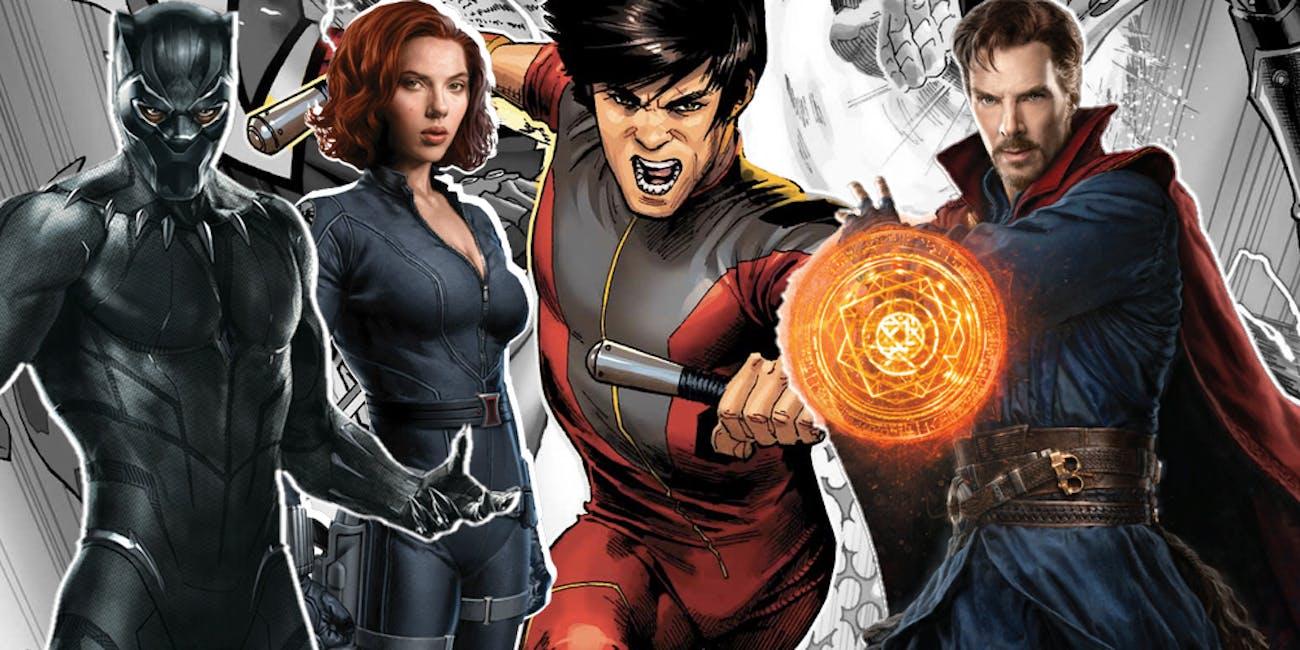 Marvel Phase 4 Shang Chi