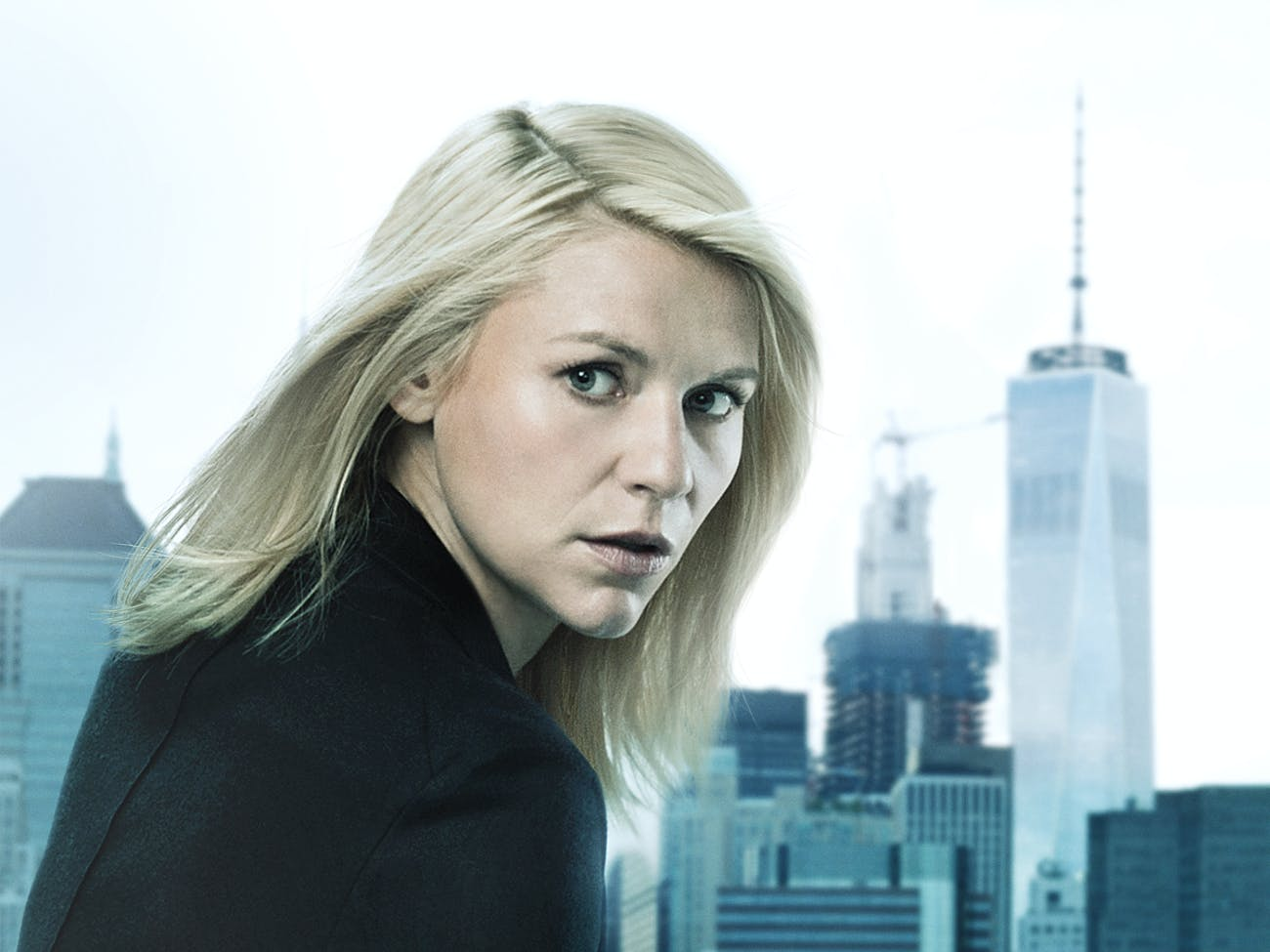 Claire Danes in 'Homeland'