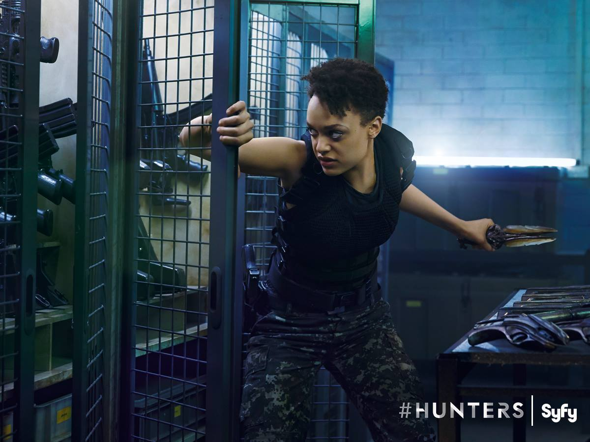Hunters' Episode 2 Sees the Syfy Series Try to Humanize Its Alien