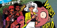 Fans Have Already Seen Bryan Lee O'Malley's New 'Worst World' Book