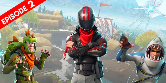 Episode 2 of Squad Up, the Fortnite Talk Show, is here