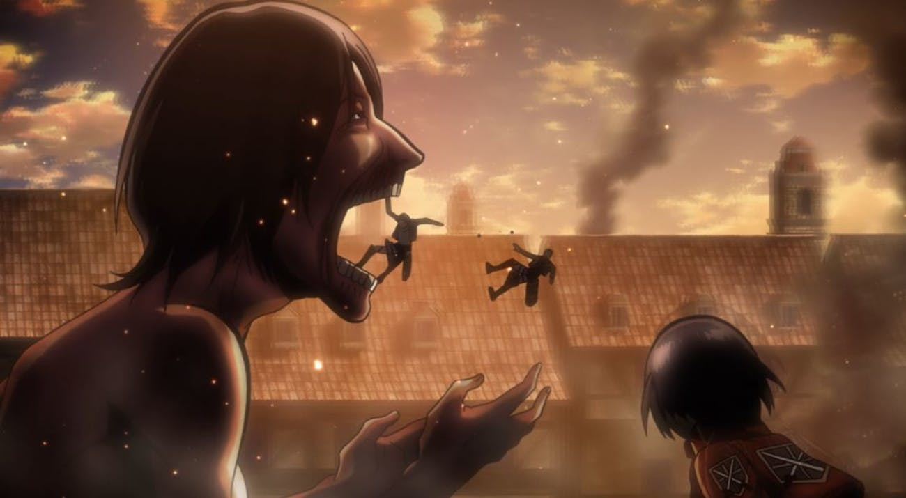 The 9 Most Horrifying 'Attack on Titan' Deaths | Inverse