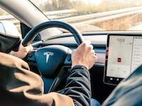 Tesla Model 3   E-Cannonball 2018