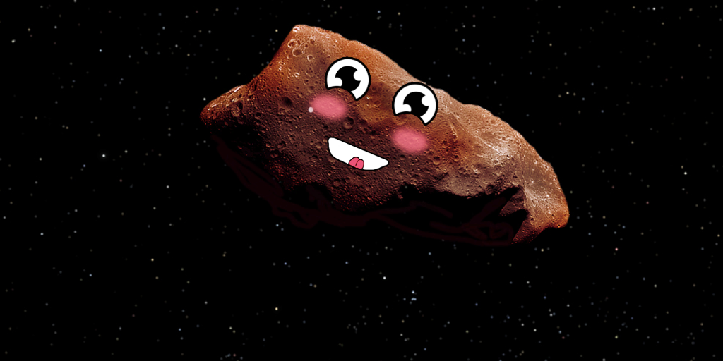 Astronomers discovered a tiny adorable asteroid small enough to ride near Earth.