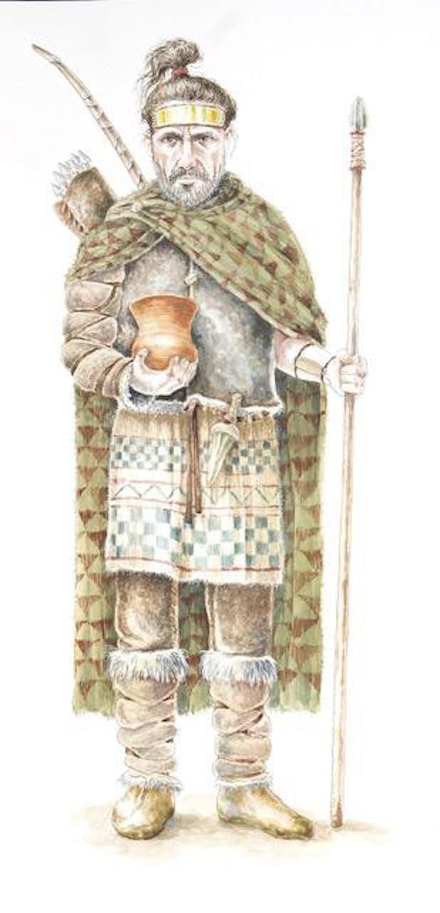 Bell Beaker man stonehenge creators