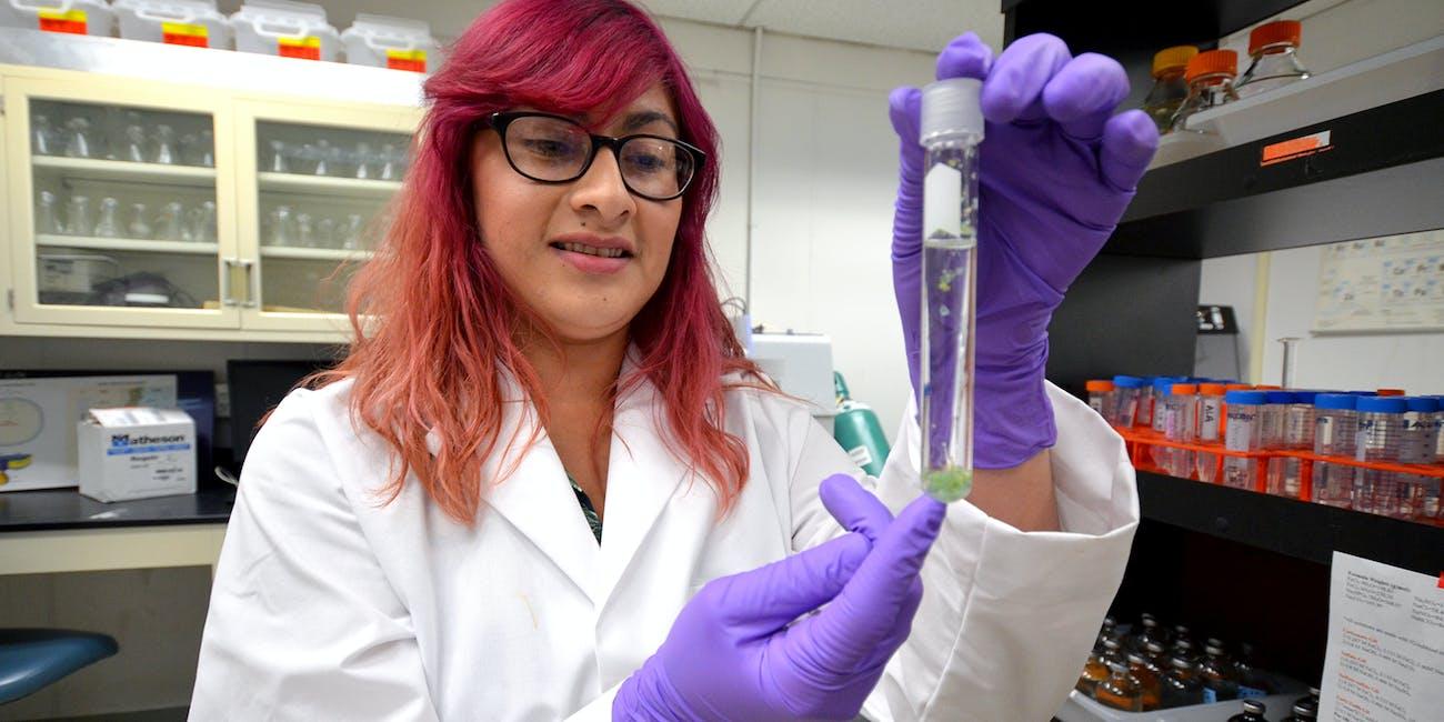 women scientists