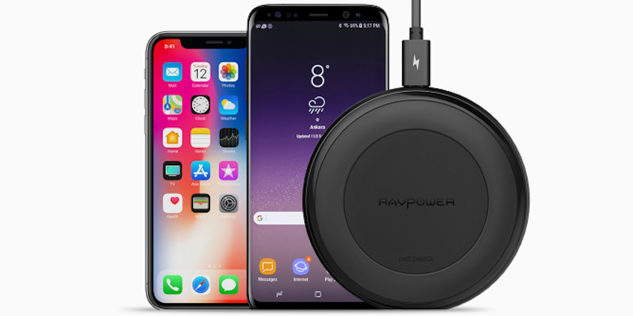 fast charge wireless charge
