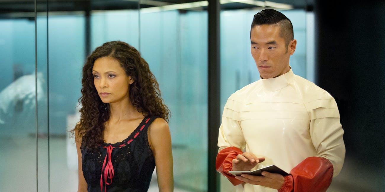 Maeve takes charge in the sixth episode of 'Westworld'
