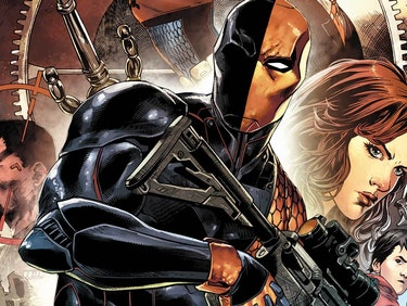 Joe Manganiello Disagrees With DC About Deathstroke