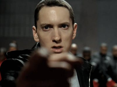 """Eminem's """"Lose Yourself"""" Is the Ultimate Workout Jam"""