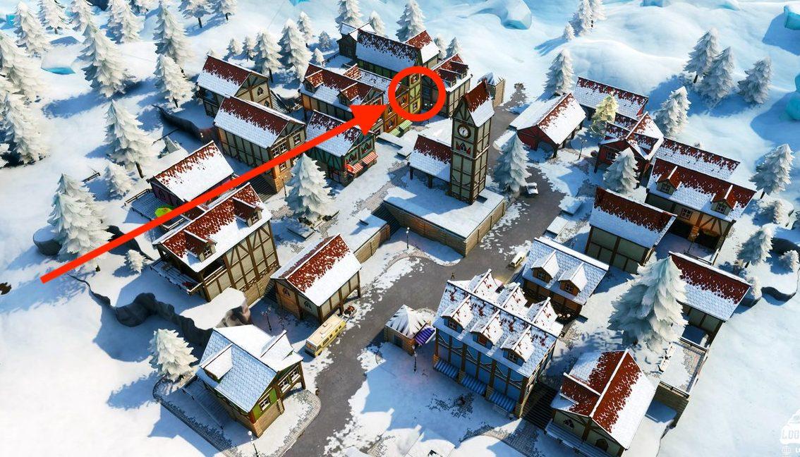 Fortnite Week 4 Secret Battle Star Location Leads To A Hidden
