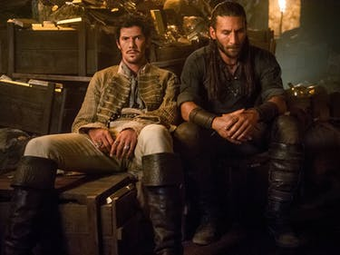 'Black Sails' Cast Discusses Charles Vane's Last Words
