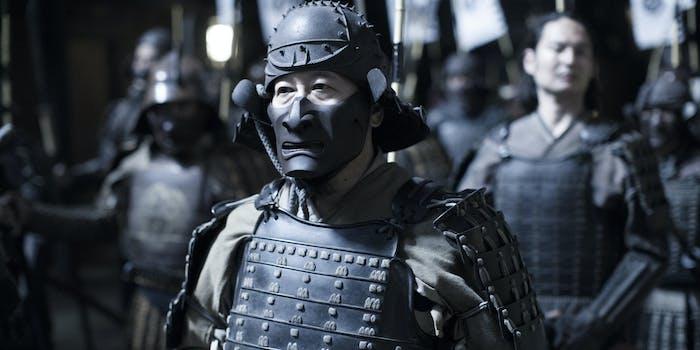 Westworld HBO Shogun Samurai World