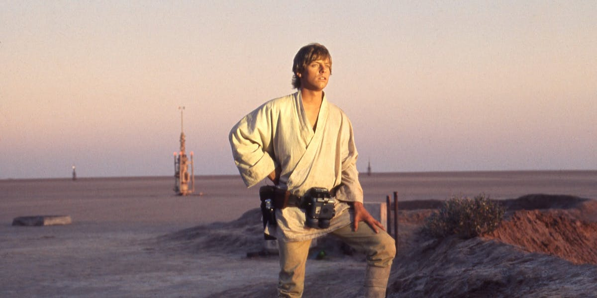 Star Wars or A New Hope?