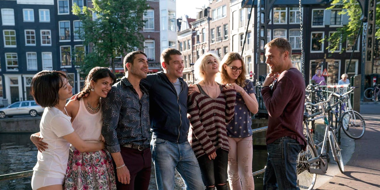 Doona Bae, Tina Desai, Jamie Clayton, Tuppence Middleton, Max Riemelt, Miguel Ángel Silvestre, Brian J. Smith
