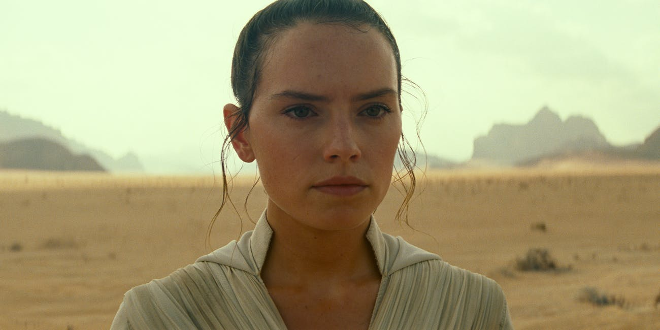 Star Wars Daisy Ridley The Rise of Skywalker