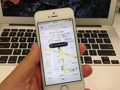 It's Like Uber, But for Metaphors About Uber