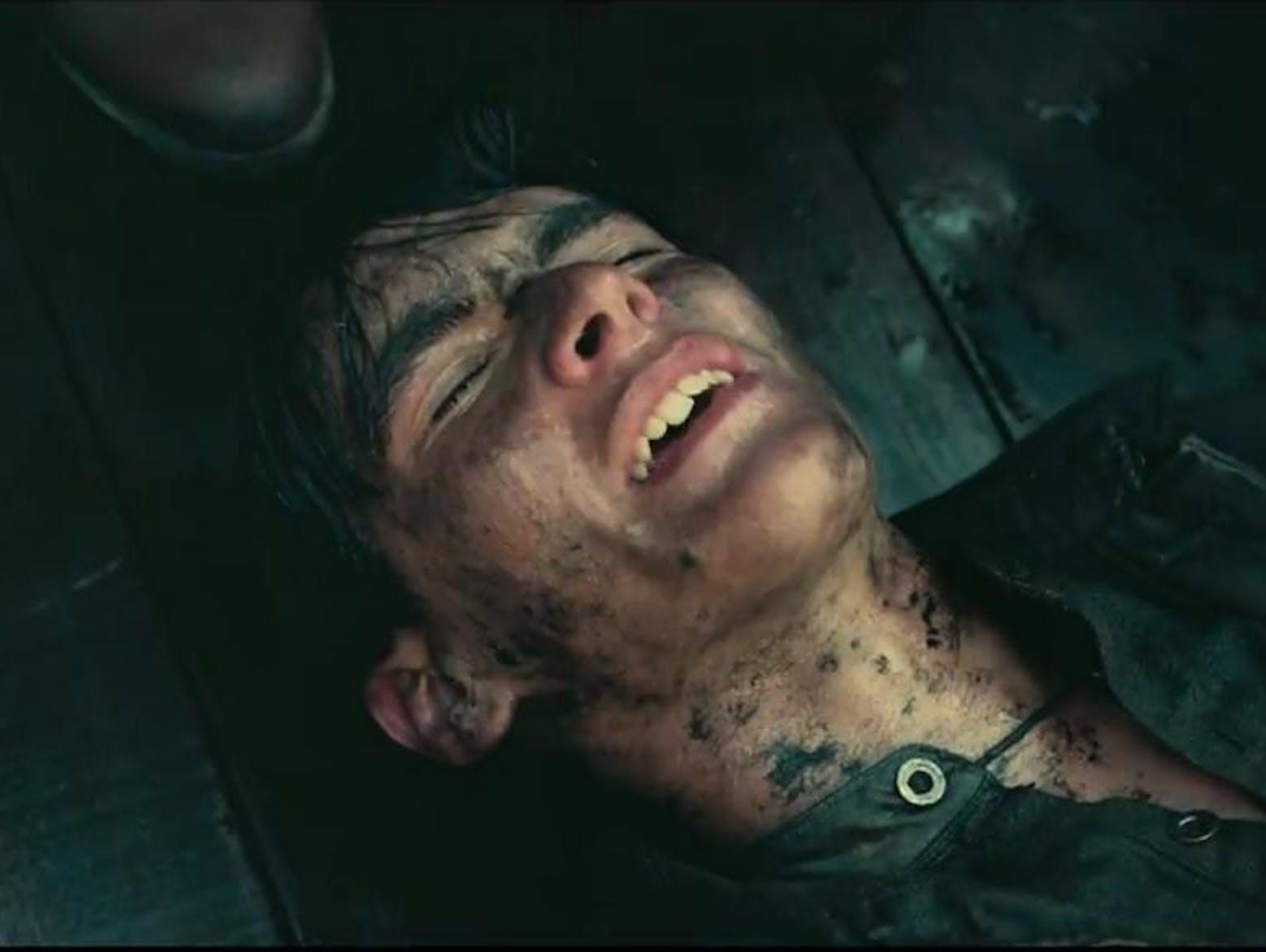 """A scene in """"Dunkirk."""""""