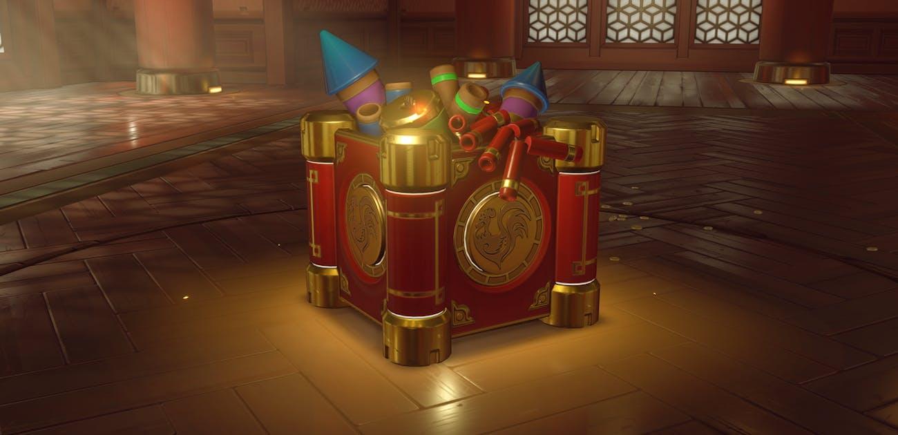 'Overwatch' Loot Box