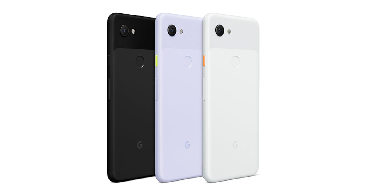 Google Pixel 3a Lineup.