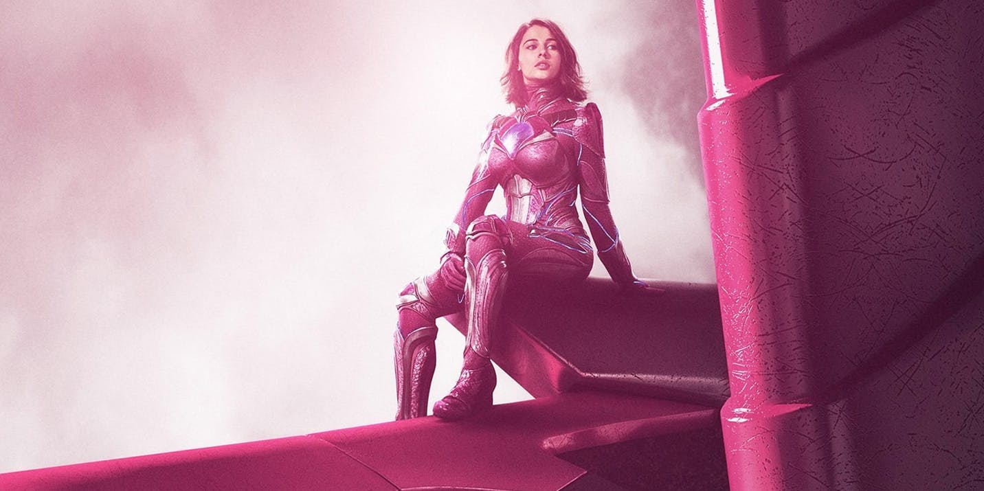 What Was Up With the Revenge Porn in the 'Power Rangers' Movie?