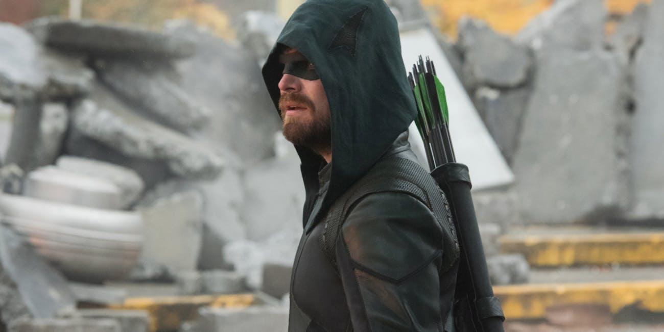 Green Arrow Crisis on Infinite Earths