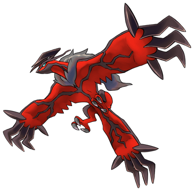 Yveltal is one cool-looking dragon.