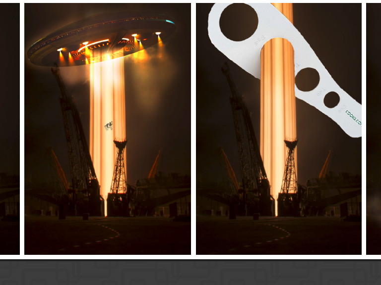 Reddit's Photoshops of the Soyuz ISS Launch Are Brilliant