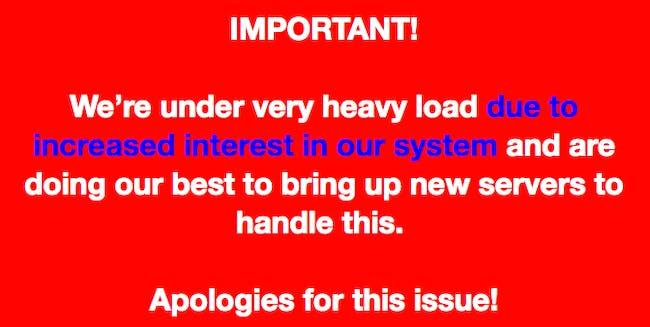 Wehe, net neutrality