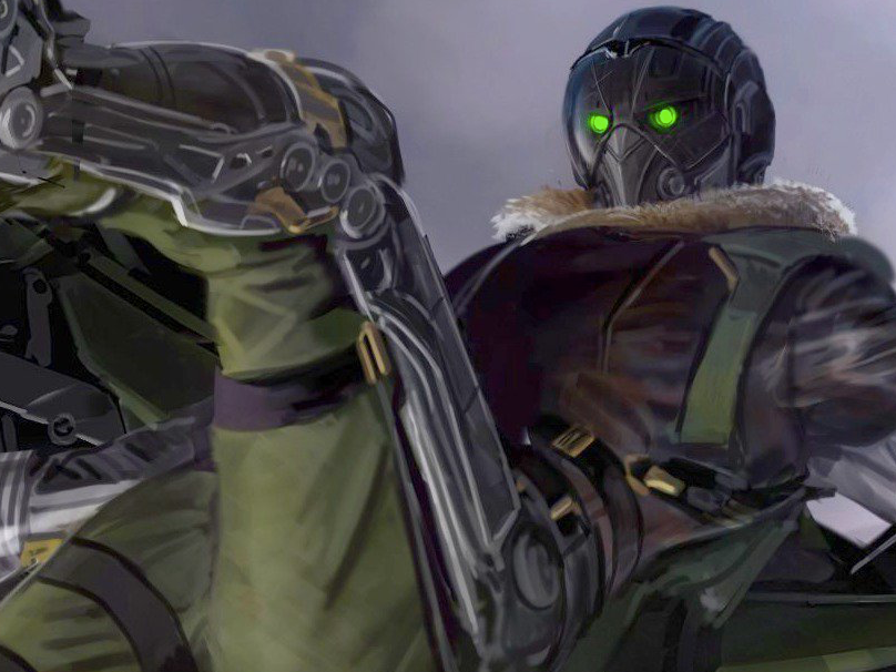 Vulture May Have Stolen Tech From 'Avengers' Chitauri Army