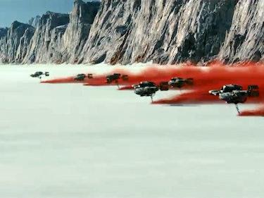 Rian Johnson Identifies the New Planet in 'The Last Jedi' Trailer