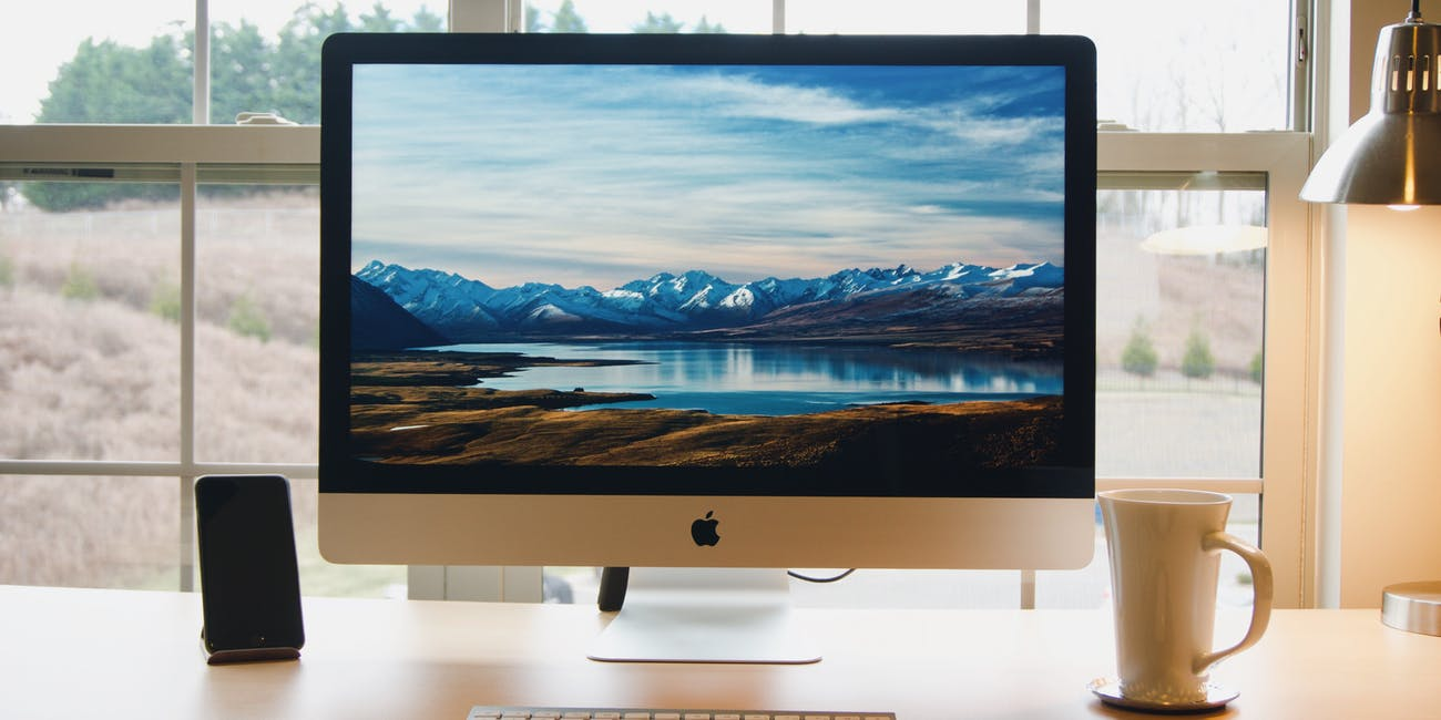 imac desktop apple
