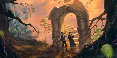 'Eldritch Horror: The Dreamlands'