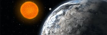Three super-earths