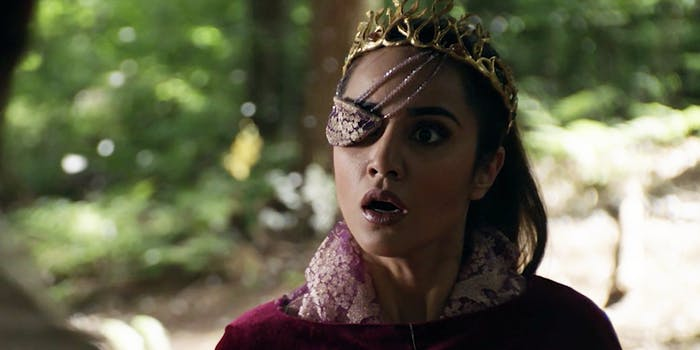 Margot in Syfy's 'The Magicians'