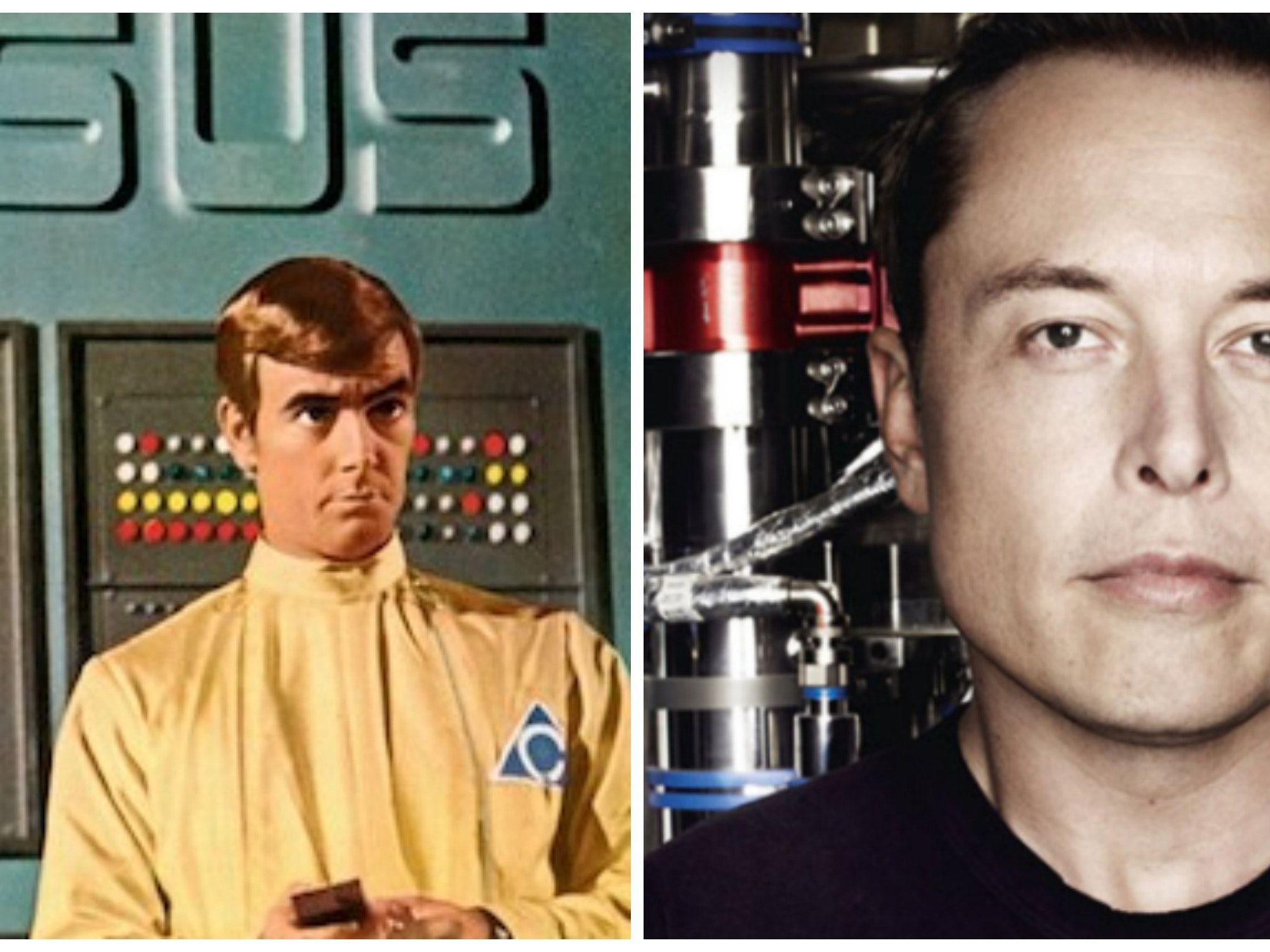 Is Elon Musk Researching A.I. by Watching Old Sci-Fi Movies?